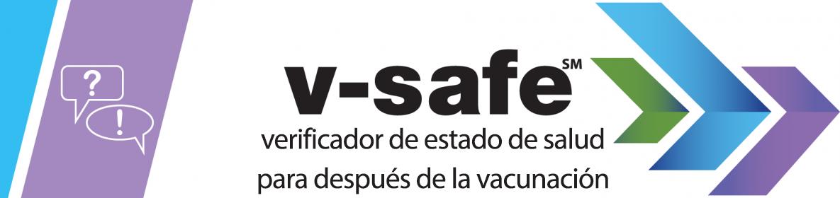 gráfico del verificador de estado de saludv-safe para después de la vacunación