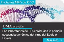 ilustración de cadenas de ADN detrás del texto - Los CDC usan la secuencia de próxima generación para identificar los virus de la fiebre hemorrágica en murciélagos
