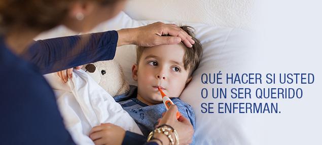 Cuidar a una persona enferma
