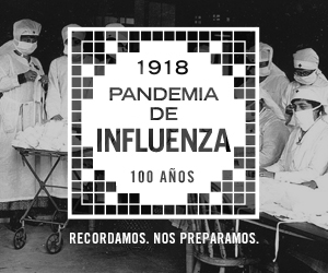 Insigniade la influenza pandémica de 1918