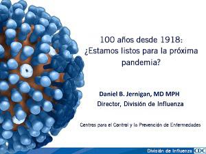 Graphic: 1918 Pandemic Flu Partner Webinar