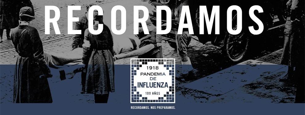 Gráfico: la pandemia de influenza de 1918 ocurrió en tres olas y ha sido la pandemia de mayor gravedad en la historia.