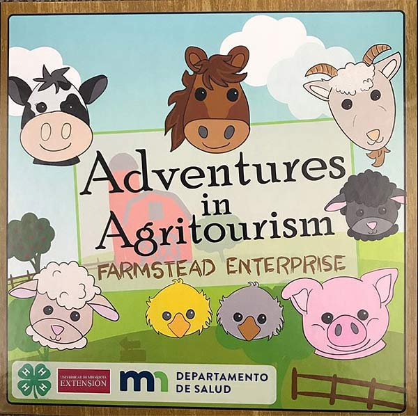 portada de adventures in agrotourism farmstead enterprise