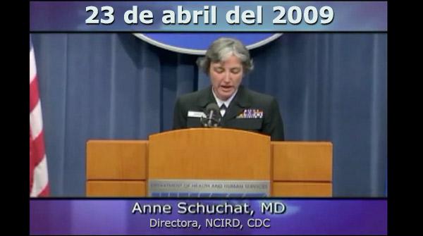 Resumen de la influenza H1N1: la respuesta del HHS